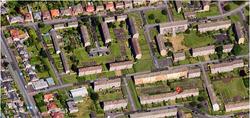 Magdalene Gardens street map