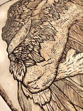 Icarus - Print - MedihaDidemTuremen - 1k