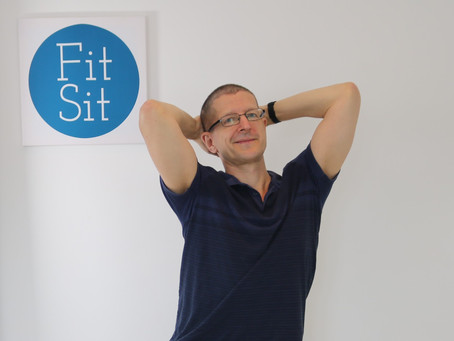 Should I be doing Fit Sit® if I have osteoporosis?
