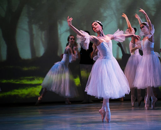 A traditional ballet by The International Ballet Theatre, The Eastside's Premiere Ballet Company