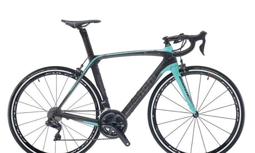 Bianchi Oltre XR3 Carbon mit Ultegra Di2