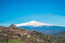 Sizilien Etna