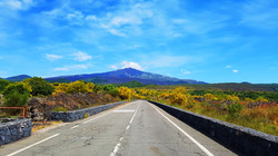 Radreise Sizilien