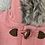 Thumbnail: Purebaby Duffle Coat with Fur