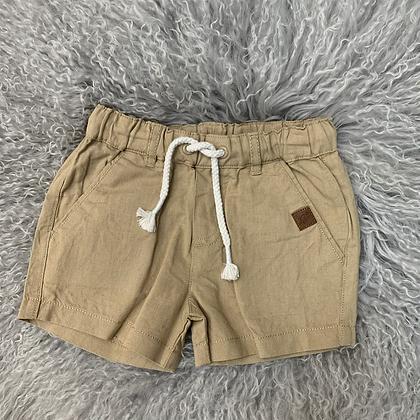 Purebaby Linen Blend shorts
