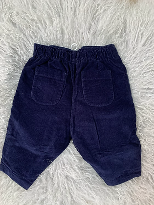 Purebaby Cord Slouch Pants