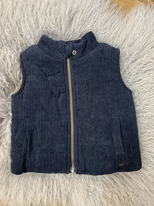 Fox & Finch Cord Sherpa vest