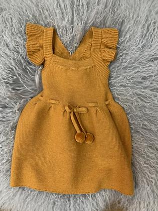 Purebaby Knit Pinafore