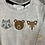 Thumbnail: Purebaby Woodland onesie