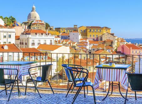 """ליסבון זינקה למקום הראשון המומלץ להשקעות נדל""""ן באירופה ב-2019"""
