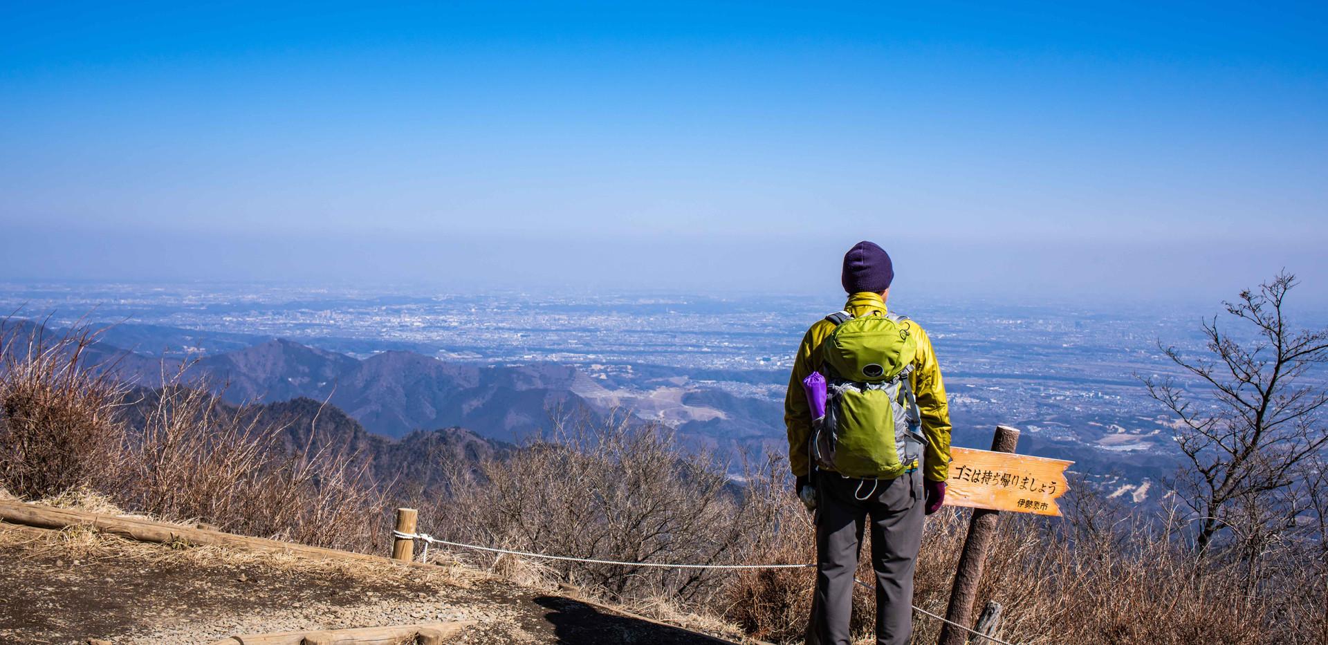 2018年‗大山(冬)