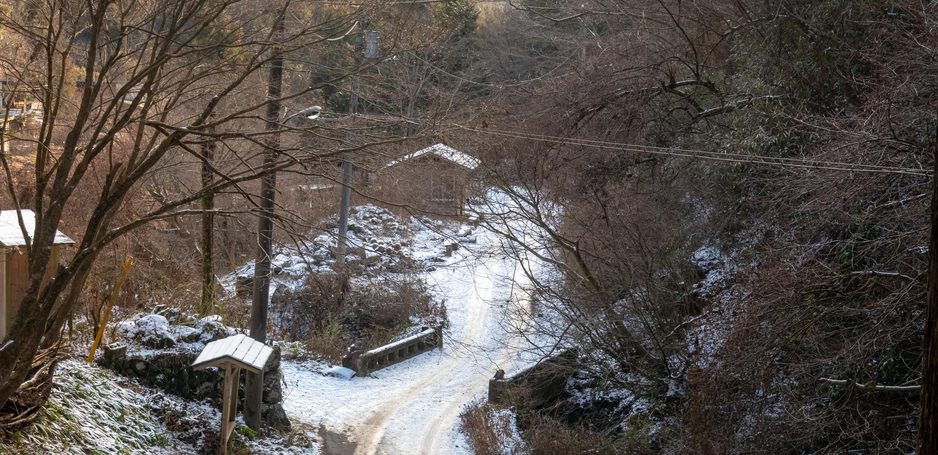 2018年‗日の出山(冬)
