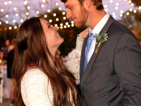 Planning a Backyard Wedding? Here's some tips for you!