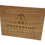 Thumbnail: Solid Wood Menu Serving Board (A4 Insert)