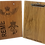 Thumbnail: Personalised Clipboard (hardwood veneer)