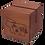 Thumbnail: The Cube Wooden Menu Holder