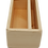 Thumbnail: Wooden Condiment Holder with Divider