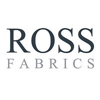 Ross Fabrics logo - Roy Kemp Upholstery