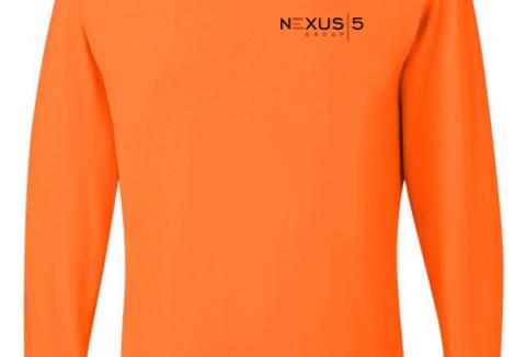 JERZEES - Dri-Power® Long Sleeve 50/50 T-Shirt - 29LSR