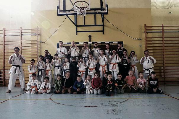 Egzamin Karate Biała Podlaska