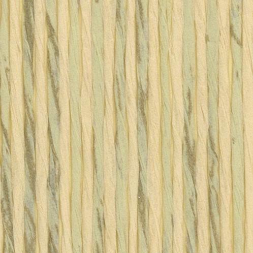 W616-19   ZEBRA PAPER WAVE YELLOW REED