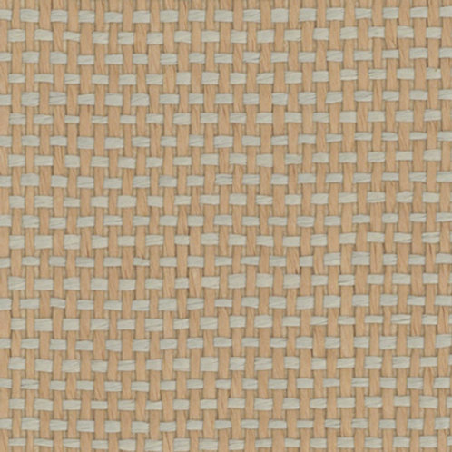 W610-03   JAPANESE PAPER WEAVE CURTIS SAND