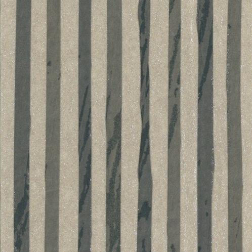 W616-13   ZEBRA PAPER WAVE SHADOW OF TREE