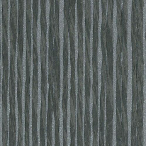 W616-25   ZEBRA PAPER WAVE GREYISH BLACK