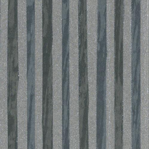 W616-16   ZEBRA PAPER WAVE MIDNIGHT