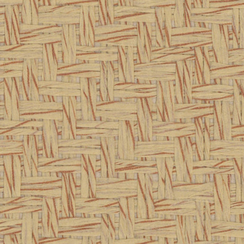 W621-36   JAPANESE PAPER WEAVE IRON