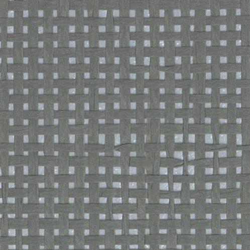 W612-10   BURLAP SAFARI NAVY