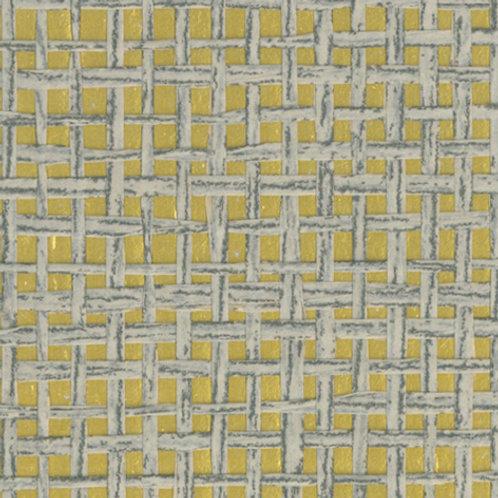 W612-36   BURLAP SAFARI SPRING GRASS