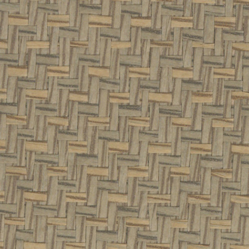 W621-37   JAPANESE PAPER WEAVE IRON