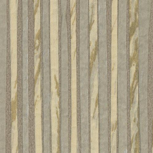 W616-07   ZEBRA PAPER WAVE BEIGE/SAGE