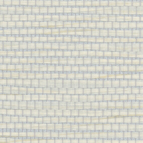 W615-33   METALLIC PAPER WAVE LIGHT GREY