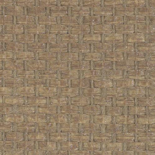 W615-02   WOVEN PATTAN BROWN