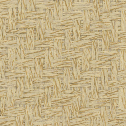 W621-34   JAPANESE PAPER WEAVE IRON
