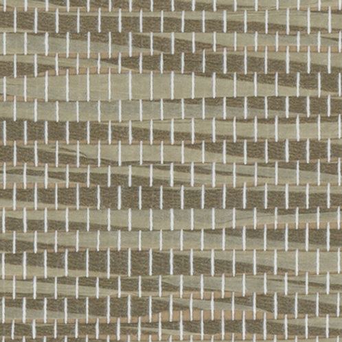 W615-44   MYSTIC PAPER WEAVE WHITEWASHED PLANT
