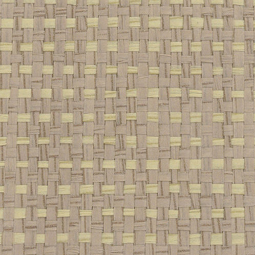 W611-23   JAPANESE PAPER WEAVE COCOA