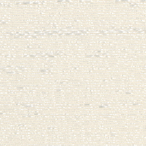 96206   JACQUARD WEAVE PEARL WHITE ON SILVER