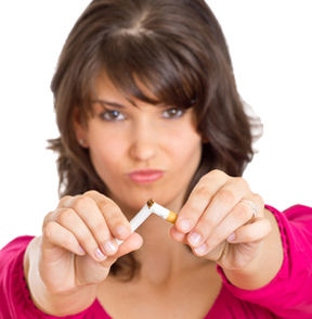 Nie mehr Rauchen, einfach Nichtraucher