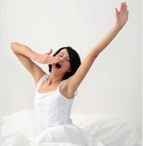 Tief Schlafen, Durchschlafen, Erholsamer Schlafen