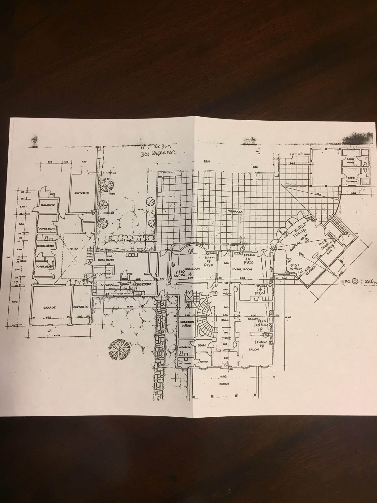 Amb. Aoki Residence 1st floor