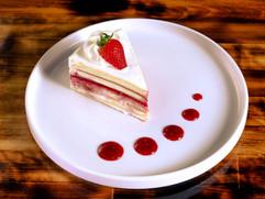 Elvis Crepe Cake