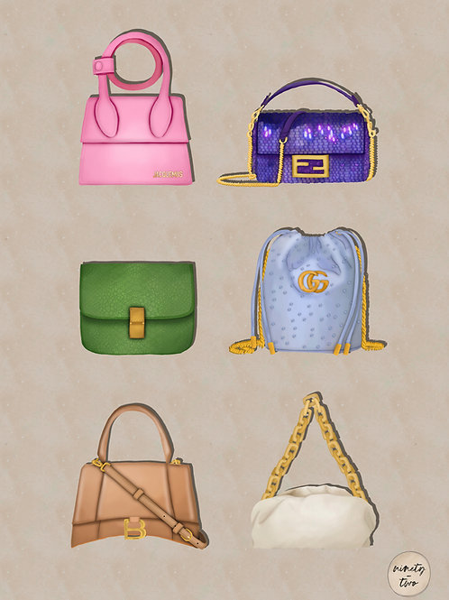 yes please, bag edition