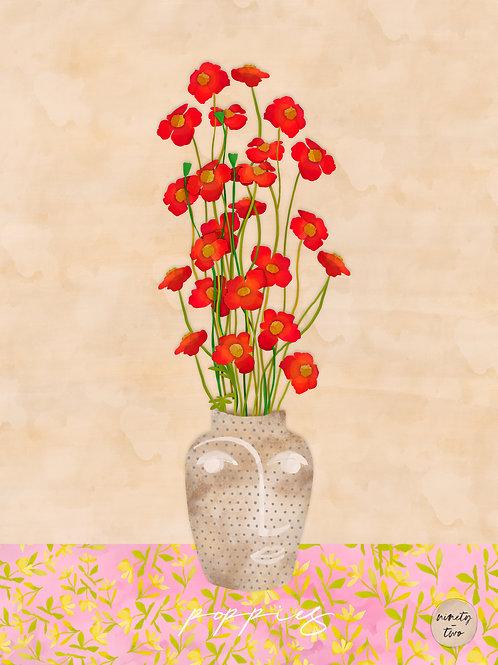monday poppies