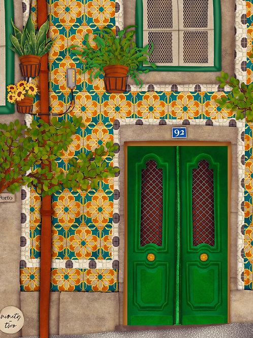 portugese ruas