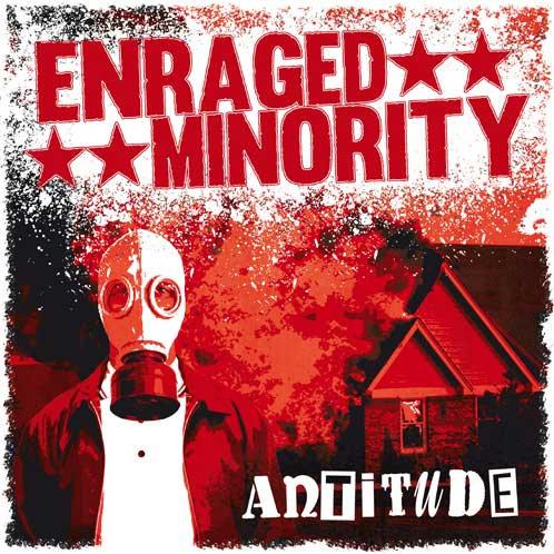 Enraged Minority - Antitude