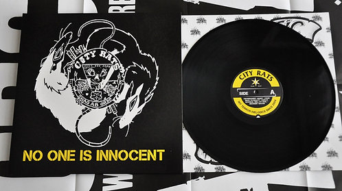 City Rats - No One Is Innocent (2015) LP