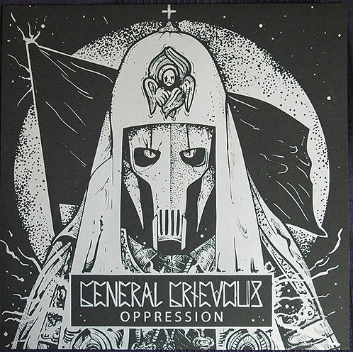 General Grievous - Oppression LP (sludge)